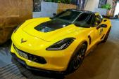 Siêu xe Chevrolet Corvette Z06 giá 6 tỷ tại Việt Nam