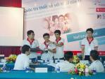 Sinh viên Bách khoa TP.HCM vô địch cuộc thi công nghệ của Mỹ