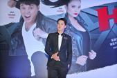 Thái Chí Hùng lịch lãm đi ra mắt phim