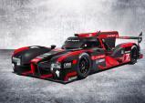 Audi R18 - xe đua hybrid mới của Audi