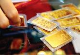 Giá vàng trong nước phục hồi nhẹ ngày cuối tuần
