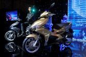 Honda giới thiệu xe Air Blade 125cc hoàn toàn mới