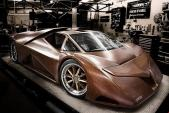 """Splinter - siêu xe bằng gỗ có """"một không hai"""" trên Thế giới"""