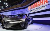 Khám phá chiếc ô tô đầu tiên Sports Ride của Yamaha