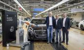 Mercedes-Benz Sindelfingen sản xuất chiếc xe thứ 20 triệu