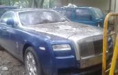 Siêu xe sang chục tỷ Rolls-Royce Ghost