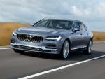 Siêu xe hạng sang Volvo S90 thế hệ mới lộ diện sớm