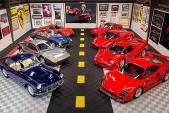 Chiêm ngưỡng bộ sưu tập Ferrari trị giá hơn 12 triệu USD
