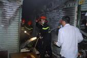 Maritime Bank chi trả 200 triệu đồng cho 4 tiểu thương trong vụ cháy chợ Quán Hộ