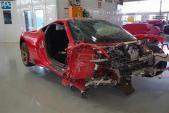 """Siêu ngựa Ferrari 458 Speciale """"mất đầu"""" có giá 1,7 tỷ"""