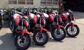 Honda CB150R mới về Việt Nam giá 106 triệu đồng