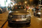 Range Rover Black Edition