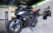Kawasaki Ninja 300 ABS đời 2016 về Việt Nam giá hấp dẫn