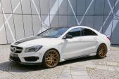 """Hãng độ mới nổi """"chế"""" Mercedes CLA 45 AMG"""