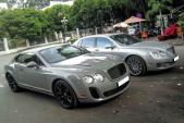 """Bentley Supersports tiền tỷ, """"hàng hiếm"""" tại Việt Nam"""