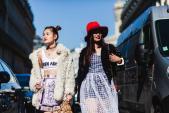 Ghen tị với cô gái Việt mặc đẹp nổi tiếng tại Pháp