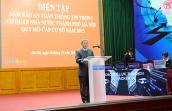 Hà Nội triển khai chống các cuộc tấn công mạng
