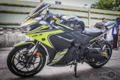 Chiêm ngưỡng Yamaha R3 bản