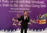 30% máy tính mua mới tại VN hiện nay được cài Windows bản quyền
