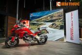 Ducati Việt Nam ra mắt Multistrada 1200 mới, giá từ 649 triệu