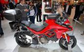 Hôm nay, Ducati Việt Nam ra mắt Multistrada 1200 2016