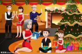 Bí quyết phong thủy chiêu vận cát tường mùa Noel