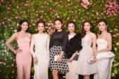 Dàn Hoa hậu, Á hậu đẹp kiêu kỳ giữa trời đông Hà Nội