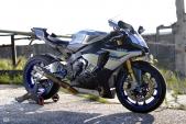 """Siêu môtô Yamaha R1M """"lên đồ chơi"""" nhẹ nhàng từ Nhật"""