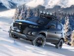 Xem trước crossover giá rẻ Niva mới của Chevrolet