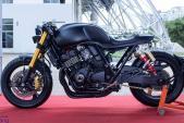 """Bản độ Honda CB400 streetfighter cực """"ngầu"""" của biker Việt"""