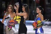 Hoa hậu Hoàn vũ 2014 bất mãn bỏ về vì lòng tự tôn dân tộc?