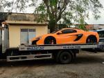 """Siêu xe McLaren 650S Spider đầu tiên """"nhập tịch"""" Việt Nam"""