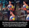 Ai cũng muốn có một người bạn như Miss Bulgaria trong đời!