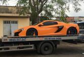 McLaren 650S Spider đầu tiên về Việt Nam
