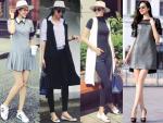 Thời trang dạo phố đẹp miễn chê của Phạm Hương
