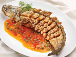 Thơm ngậy món cá diêu hồng chưng tương cho bữa cơm chủ nhật