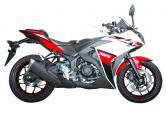 Yamaha R25 ABS bổ sung màu sơn mới, giá không đổi