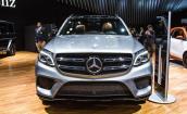 Mercedes-Benz GLS 2017 lộ hình ảnh 'đốn tim' người hâm mộ