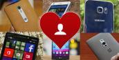10 smartphone được yêu thích nhất năm 2015