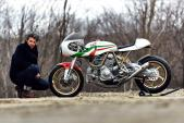 """Cặp đôi môtô độ """"hàng thửa, siêu độc"""" từ Ducati 900SS"""