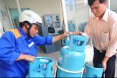 Giá gas giảm mạnh trong ngày đầu năm mới