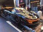 Chi tiết siêu xe đua McLaren P1 GTR đầu tiên tới Mỹ