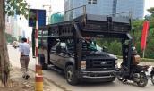 Siêu xe chống khủng bố Ford F550 Super Duty tại Hà Nội