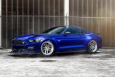 """Ford Mustang với sức mạnh """"quỷ Satan"""" 666 mã lực"""