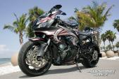 """Ngắm """"tử thần"""" Honda CBR1000RR độ tăng áp siêu mạnh"""