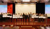Samsung trao học bổng 50 triệu đồng/suất cho 20 sinh viên PTIT