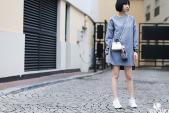 Tiểu thư Hà Nội đón năm mới với thời trang tối giản đầy cá tính