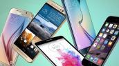 20 mẫu smartphone phổ biến nhất 2015