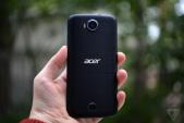 Smartphone cao cấp chạy Windows 10 của Acer cạnh tranh với Microsoft