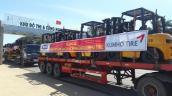MGA thực hiện đơn hàng lớn với Kumho Tire (Hàn Quốc)